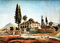 Peytier - The Fethiye Mosque with the Tower of the Winds.jpg