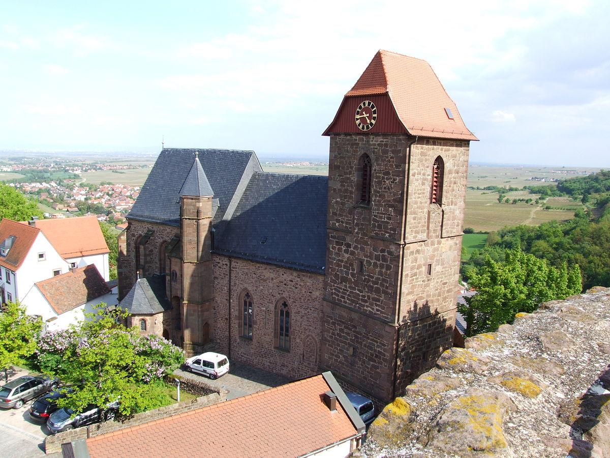 St. Nikolaus (Neuleiningen) – Wikipedia