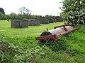 Pheasant Rearing Pens near Brackenholmes Cottages - geograph.org.uk - 1321717.jpg