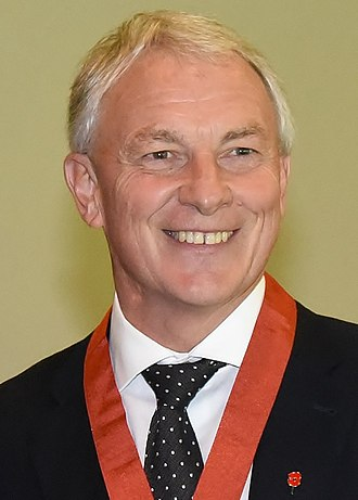 Mayor of Auckland - Image: Phil Goff CNZM (cropped)