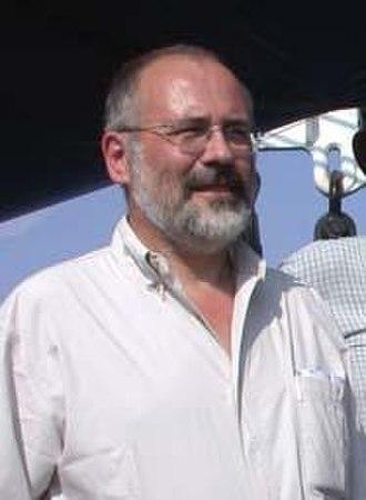 Philippe Bouchet - Philippe Bouchet in May, 2005