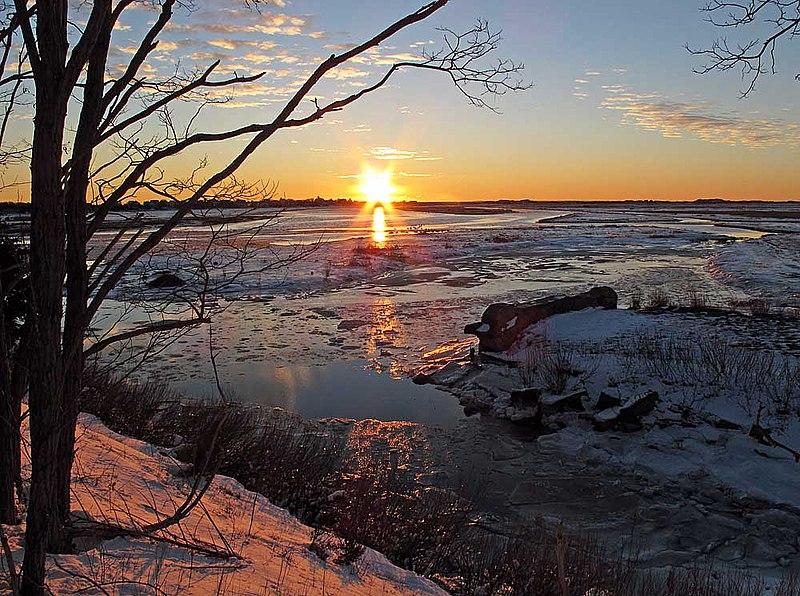 File:Photo of the Week - Sunrise at Parker River National Wildlife Refuge, MA (5303521468).jpg