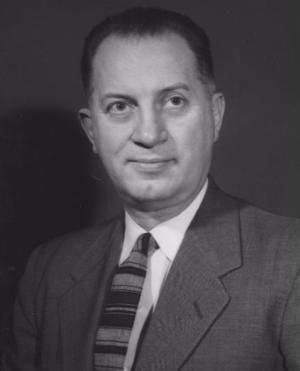 Everett O. Alldredge - Image: Photograph of Everett O. Alldredge