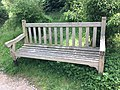 Photograph of a bench (OpenBenches 573).jpg