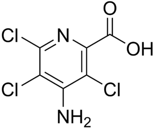 Picloram chemical compound
