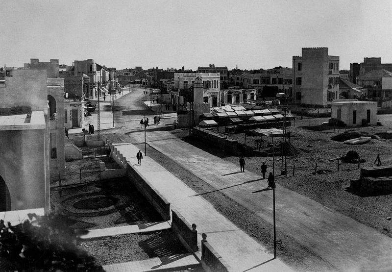 תל אביב - רחוב אלנבי