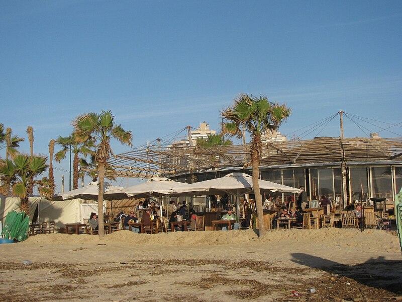 חורף ישראלי בחוף פולג