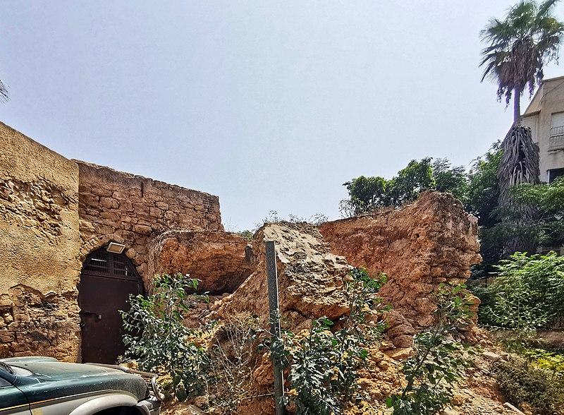 מתחם הבאר ברחוב אילת