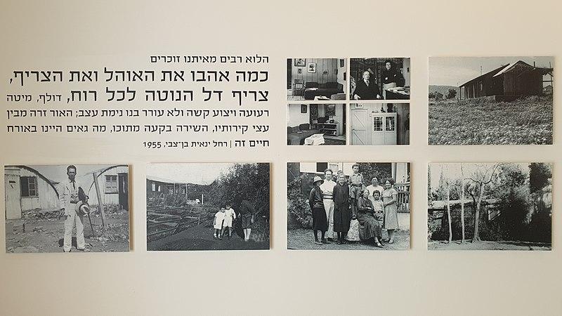 יד בן צבי ירושלים