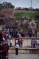 Pilgrims and festival at Lalish on the day of the Ezidi New Year in 2017 35.jpg