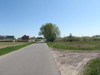 Pilica, Masovian Voivodeship Village in Masovian Voivodeship, Poland