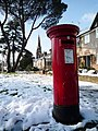 Pillar box on Church Road, Hanwell - geograph.org.uk - 1230924.jpg