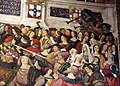 Pinturicchio, incoronazione di pio III, 1503-1508, 06.JPG