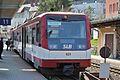 Pinzgauer Lokalbahn train Zell am See train station 2014-03.jpg