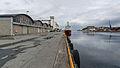 Pir II and Nideva River, Trondheim 20150605 1.jpg