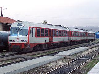 Patras–Kyparissia railway