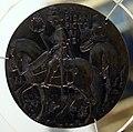 Pisanello, medaglia di gianfrancesco gonzaga, ve, verso.JPG