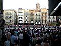Plaça del Mercadal, Festa de Sant Pere (Reus).jpg
