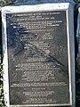 Placa en memoria de la muerte de Leslie Howard.JPG