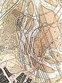 Plan der Stadt Wien und Umgebung im Jahre 1683 und 1883 Brigittenau.jpg