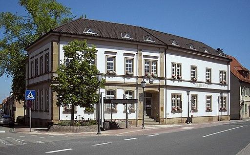 Plankstadt Rathaus 20100605