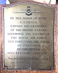 Plaque awarded to G.F. Heath for his Spitfire.jpg