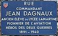 Plaque rue Dagnaux Mâcon 1.jpg