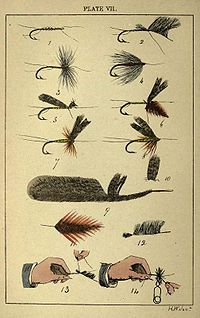 fly tying - wikipedia, Fly Fishing Bait