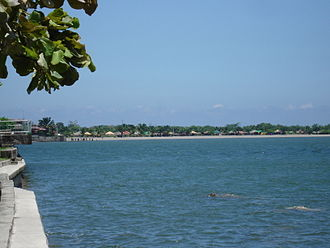 Tumaco - El Bajito beach