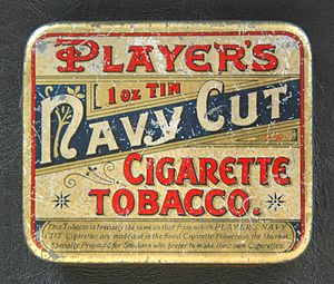 John Player & Sons - Image: Players Navy Cut 29628