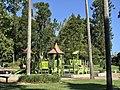 Playground in City Botanic Gardens, Brisbane, Queensland 02.jpg