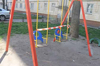 Playground infected by COVID-19 in Kiev-05.jpg