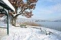 Poertschach Halbinselpromenade Aussichtspunkt 19012013 111.jpg