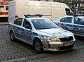 Policie Czech republic Skoda Vaclavske namesti 2012.JPG