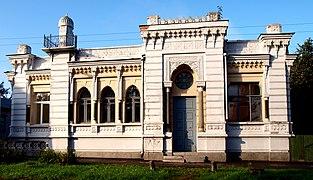 Poltava Mansion of Bahmackiy