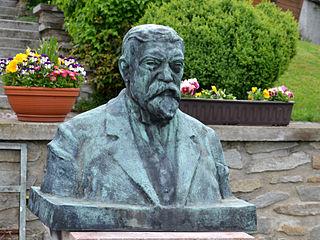 Pomník Františka Křižíka