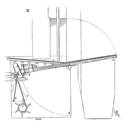 maquette pont levis  Refertec