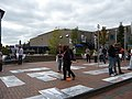 Poole , Bournemouth University Poster Sale - geograph.org.uk - 1517815.jpg