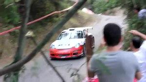 File:Porsche 997 GT3 - 48 Rallye Internacional Rias Baixas.ogv