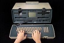 1er ordinateur portable