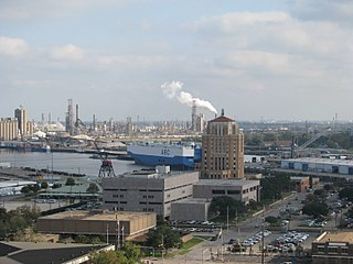 Port of Beaumont Port in United States