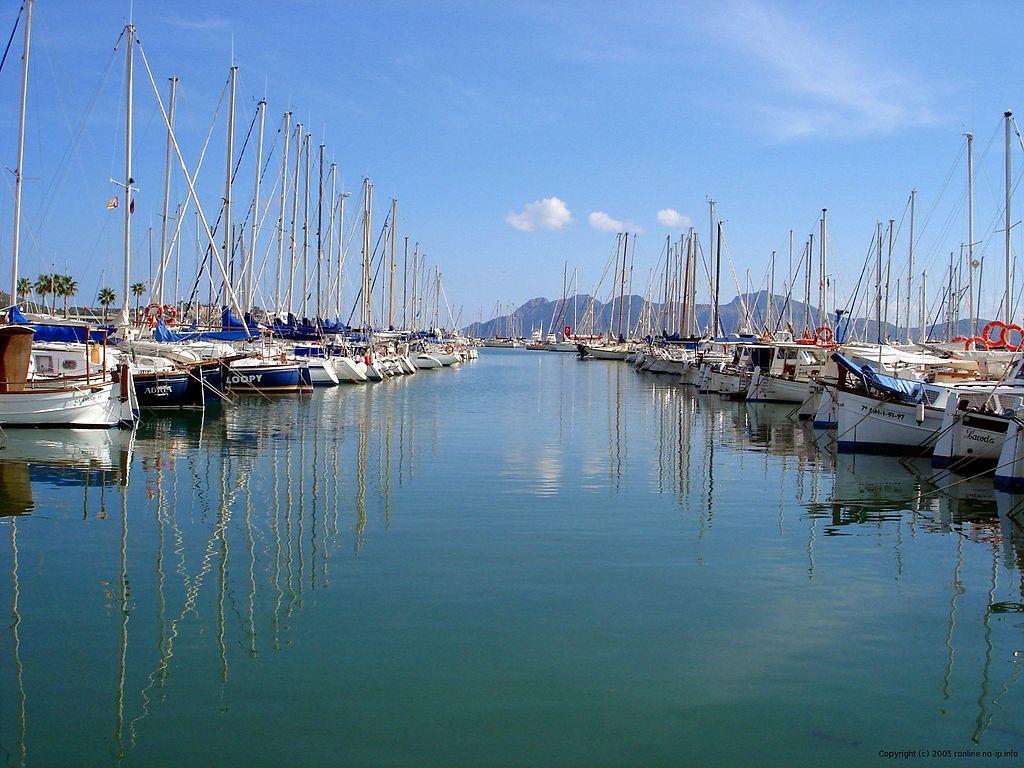 Puerto Pollença, Mallorca