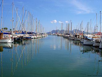 Port de Pollença - Marina at Port Pollença