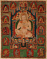 Portrait of Jnanatapa surrounded by lamas and mahasiddhas.jpg