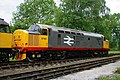 Portrait of a British Rail (Railfreight) Class 37 diesel, 2010. - panoramio.jpg