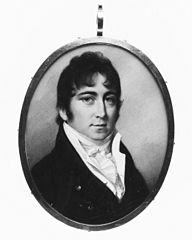 Portrait of a Man, Said to Be Mr. De Wolf