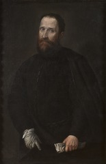 Portrait of a Red-bearded Man