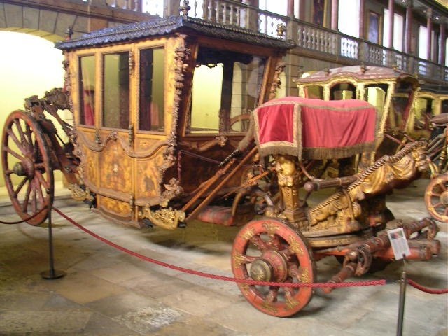Portuguese carriage