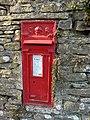 Postbox, Ampney Crucis - geograph.org.uk - 421957.jpg