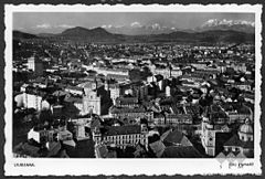 Postcard of Ljubljana, view from Castle (34).jpg